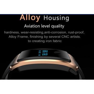 Фитнес-трекер и Bluetooth 4.0 водонепроницаемый Смарт часы сна монитор сердечного ритма совместимый с Android-смартфонами
