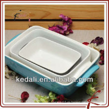 Color, cerámica, hornear, plato