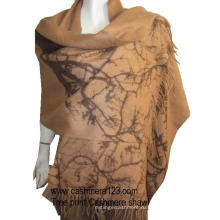 Кашемировый платок с печатью платок (IMG1366)
