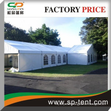 modular event marquee 15mx20m for outdoor catering events