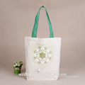 Eco-Friendly Cotton Grocery Bag Canvas Shopping Tote Bag