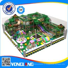Aire de jeux pour enfants de l'intérieur