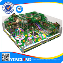 Детская площадка в помещении