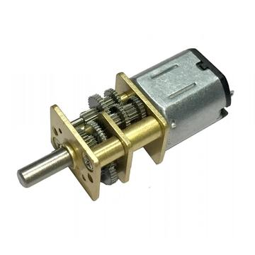 Dc motoriduttore 12v 30 giri / min specifiche