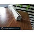 Aluminium Head Rail for Roman Blind with Powder Coating White