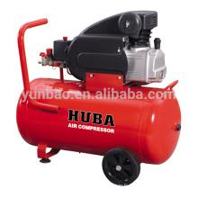 Compresseur d'air de peinture par pulvérisation 2hp 8 bars