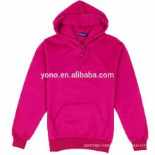 100% cotton custom printed hoodies