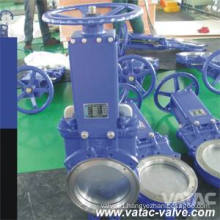 Handwheel CS Wafer Knife Gate Valve