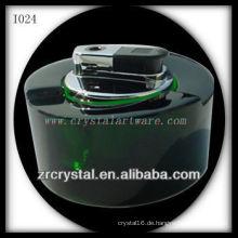 K9 Grünes Kristallfeuerzeug