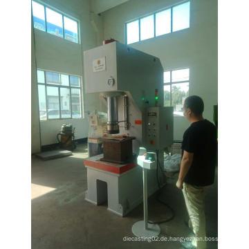 100T C-Typ Einkolonnen-Hydraulikpressmaschine