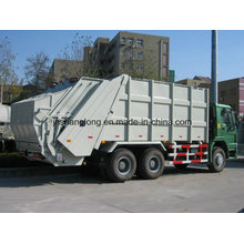 Dongfeng Chassis 18 Cubic Meters Compactor Trash Truck