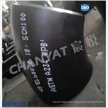 ASME B16.9 Carbon Steel Elbow A234 (WPA, WPB, WPC)