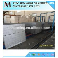 Подгонянный лист графита пластина для топливного элемента