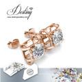 Destiny Jewellery Crystals From Swarovski Simple Earrings
