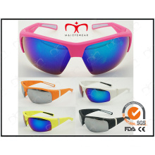 Fashionable Hot Selling UV400 Protection Sports Sunglasses (20717)