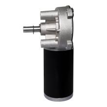 Motor de engranaje de 24 V CC Prensa de aceite Motor de engranaje