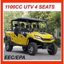 1100cc de EEC/EPA UTV 4 X 4 con 4 asientos (MC-172)