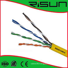 Multi-Pair Copper Conductor UTP Cat5e Cable Communication Cable