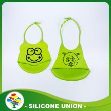 Animal Design Silicone Baby Bibs Waterproof