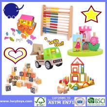Heiße Verkauf neue hölzerne Spielwarenkindspielzeug scherzt hölzerne Spielwaren