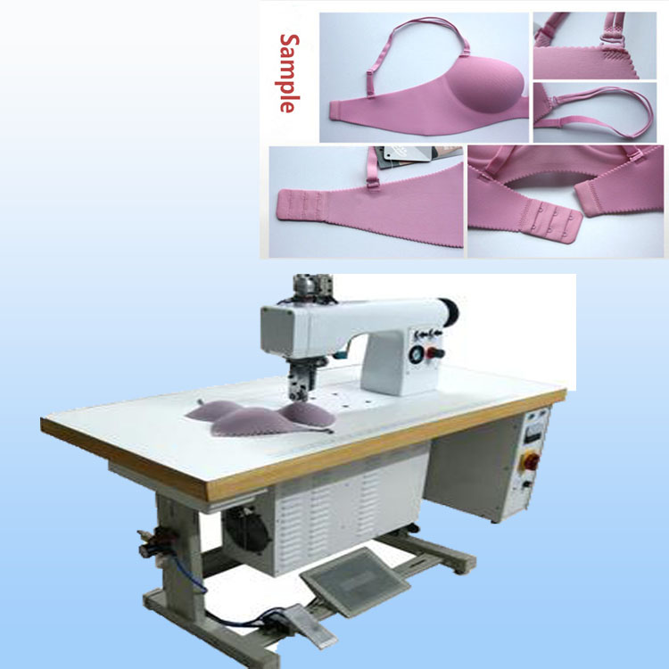 Ultrasonic Edge Sealing Machine for Underware