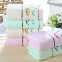 100% Cotton Jacquard Towel Bath Towel