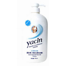 Anti - Dandruff Hot Oil Herbal Hair Shampoo , 750ml Pure Herbal #yc103