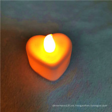 Favores de la fiesta de la vela llevó las velas ligeras del té a granel