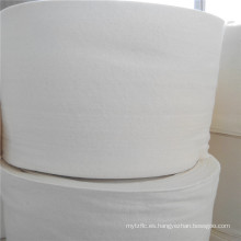 Fieltro absorbente 100% de algodón / almohadilla