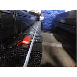Pre-Production Inspection Square pipes