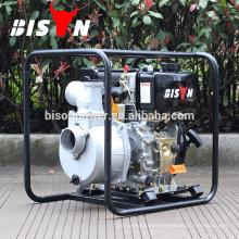 BISON CHINA China Portable Diesel HONDA WP30 Bomba de agua