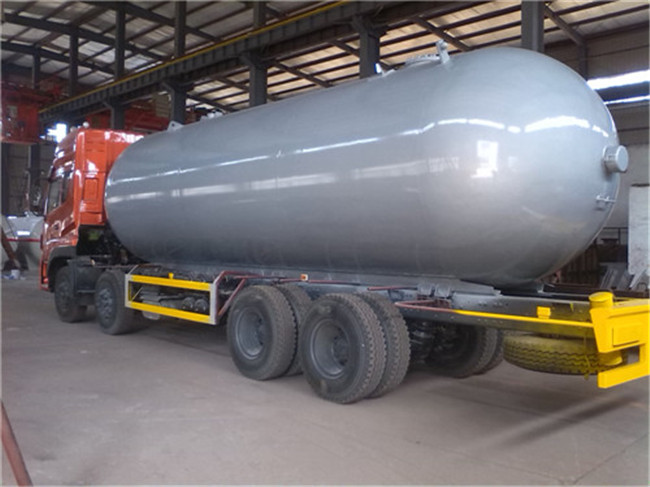 20 TON LPG Transport Tankers