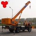 4 Ton Hydraulic Straight Telescopic Boom Crane