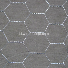 Galvanized Hexagonal Wire Fencing-Chicken Wire Mesh