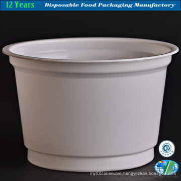 PP Plastic Bowl for Ice-Cream/Soup/Yogurt