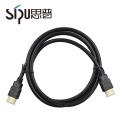 SIPU rollo a granel de 25 metros de cable hdmi en cables de video de audio