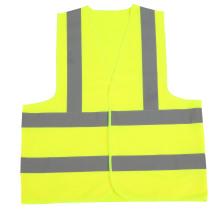 High Visibility Safety Vest EN20471 &ANSI107 Reflective Vest