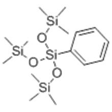 Phenyltris (trimethylsiloxy) silane CAS 2116-84-9