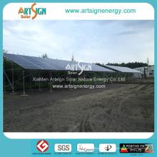 Système solaire solaire de parking de voiture de PV de voiture de Carport solaire 01