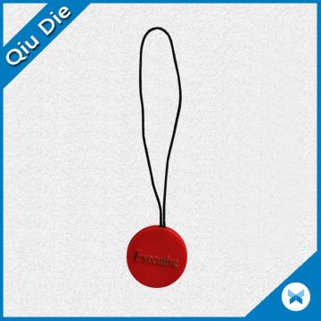 Preço de fábrica de cordas de qualidade superior com etiqueta de selos de vestuário