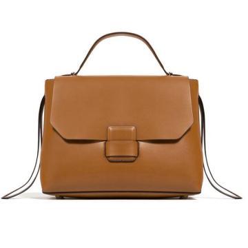 Européen et américain Brown Wintage Fashion PU Bag (WZX20419)