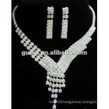 Latest bridal wedding jewelry set (GWJ12-432)