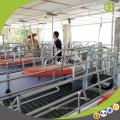 Heißer Verkauf galvanisierte Abferkelbrett kundengebundene Geflügel-Zufuhr-Ausrüstung