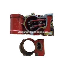 Cabeza de cilindro MAN L16 / 24 con certificado LR / CCS