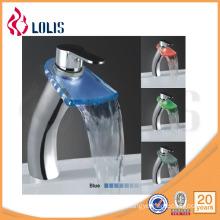 Comtemporary Glass faucet modern bathroom faucet (YL-8012)