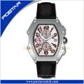 Psd-2242g Art- und Weiseuhr-Mann-Quarz-wasserdichte Uhr