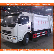 Caminhão de lixo do compressor de 10cbm 15cbm para a venda