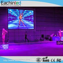 Videowand P5 / P6 / P3 Innenstadiums-LED mit LED-Videoprozessor LVP 605