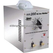 Máquina de solda em aço inoxidável BX6-200
