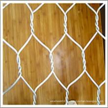 Red de alambre hexagonal